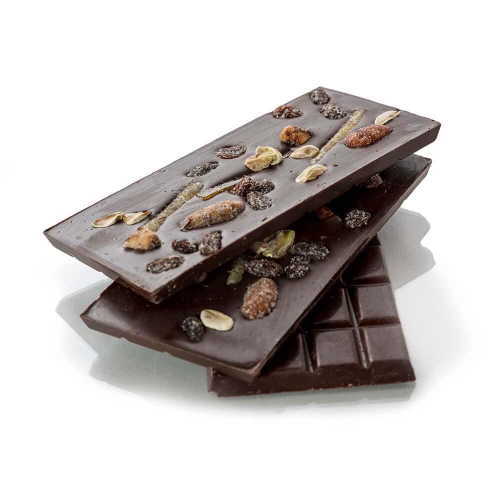 Dark Chocolate Fruit & Nut Bar