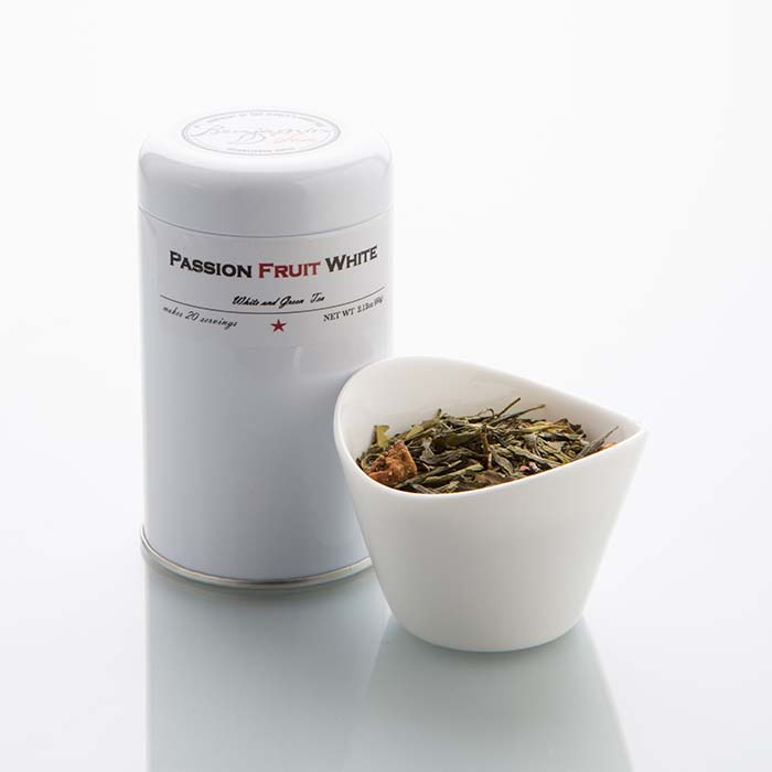 Passion Fruit White - National Shipping