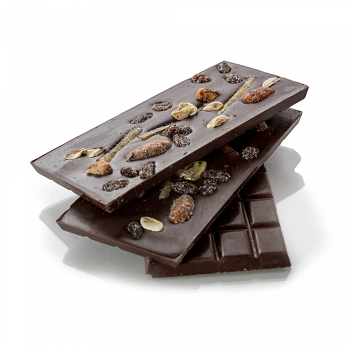 Dark Chocolate Fruit & Nut Bar