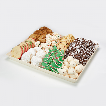 Holiday Cookie Trays