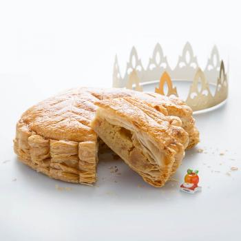 Galette des Rois - Apple Frangipane