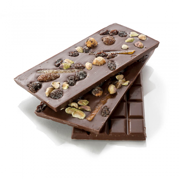 Milk Chocolate Fruit & Nut Bar