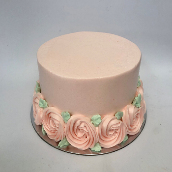 Buttercream Rose