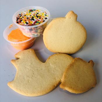 Fall DIY Cookie Kit