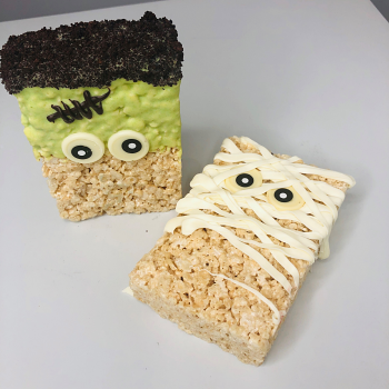 Monster Cereal Bars