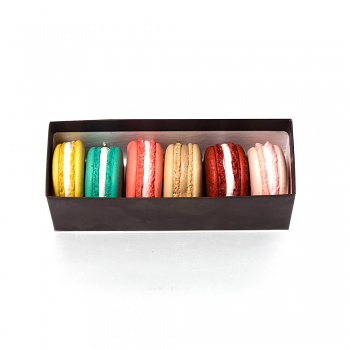 Macaron Gift Box, Set of 6