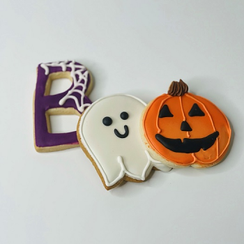 BOO 3pc Cookie Set