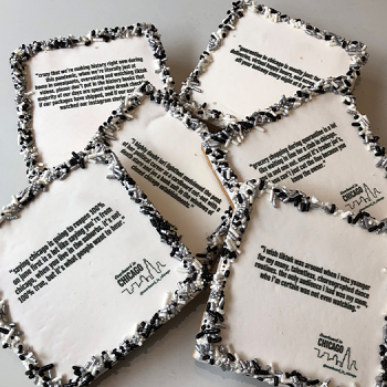 **NEW QUOTES** Edible Eavesdropping - Cookies for a cause 6 pack