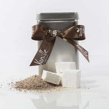 Hot Chocolate Tin with Housemade Marshmallows