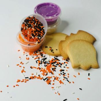 DIY Halloween Cookie Kit