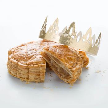 Galette des Rois - Apple Compote