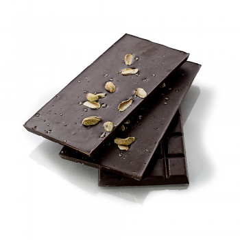Dark Chocolate Pistachio & Salt Bar